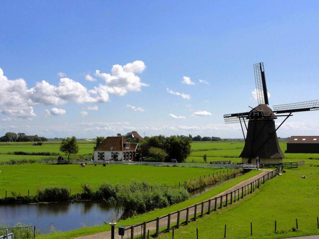 keindahan negara Belanda
