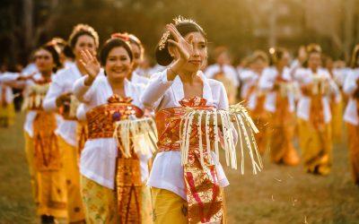 Ragam Bahasa Mewarnai Nusantara