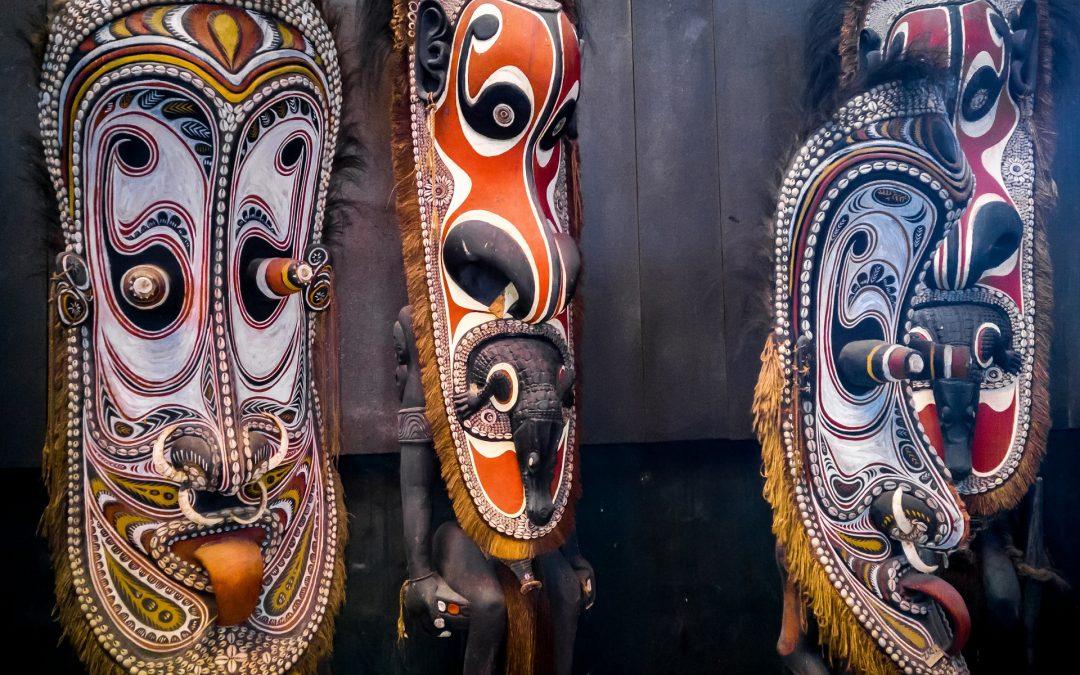 Keanekaragaman Bahasa yang Ekstrim di Papua Nugini