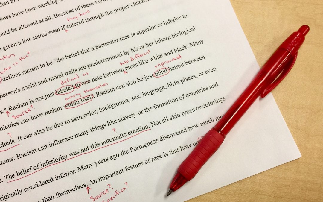 Peran Proofreading dalam Proyek Penerjamahan